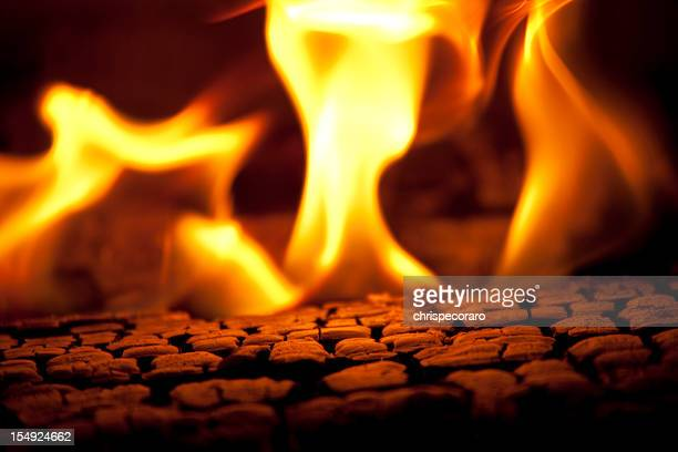 burning fire - warming up stock pictures, royalty-free photos & images