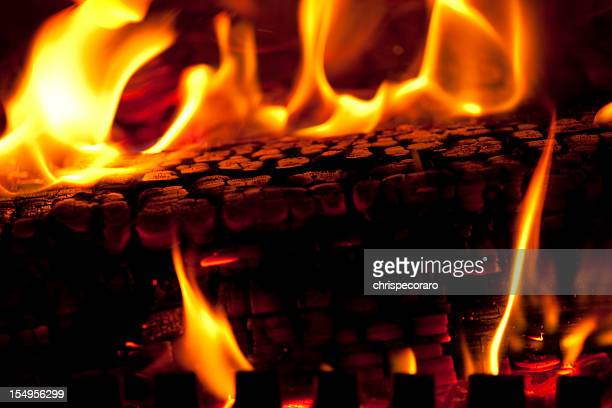 burning fire - flammable stock photos and pictures