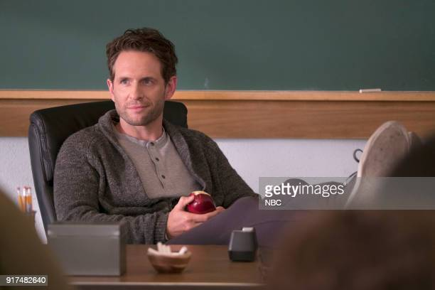AP BIO Burning Miles Episode 102 Pictured Glenn Howerton as Jack Griffin
