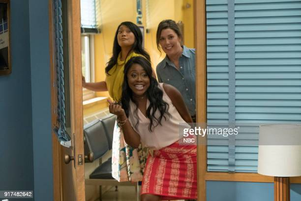 AP BIO 'Burning Miles' Episode 102 Pictured Mary Sohn as Mary Lyric Lewis as Stef Jean Villepique as Michelle