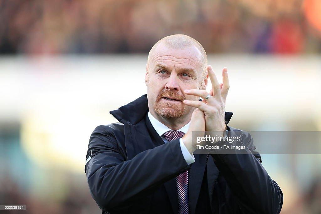 Burnley v Middlesbrough - Premier League - Turf Moor : News Photo