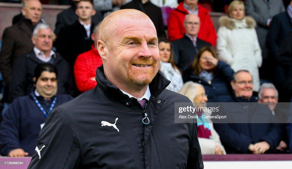 Burnley FC v Crystal Palace - Premier League : News Photo