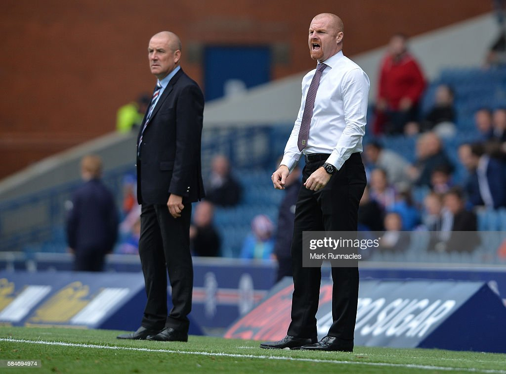 Rangers v Burnley - Pre-Season Friendly : News Photo