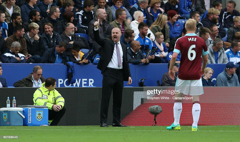Leicester City v Burnley - Premier League : News Photo