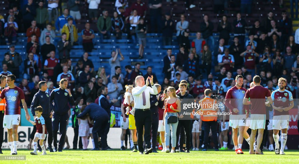 Burnley FC v Arsenal FC - Premier League : News Photo