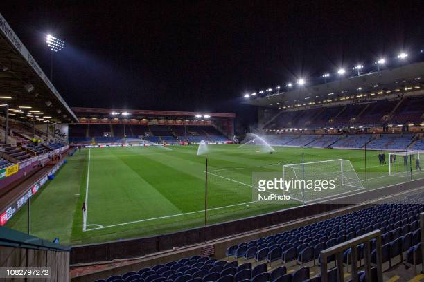Burnley, United Kingdom. 26th November 2018. A general view of the inside of the stadium before the Premier League match between Burnley and...