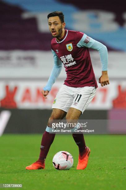 BURNLEY ENGLAND SEPTEMBER Burnley's Dwight McNeil during the Premier League match between Burnley and Southampton at Turf Moor on September 26 2020...