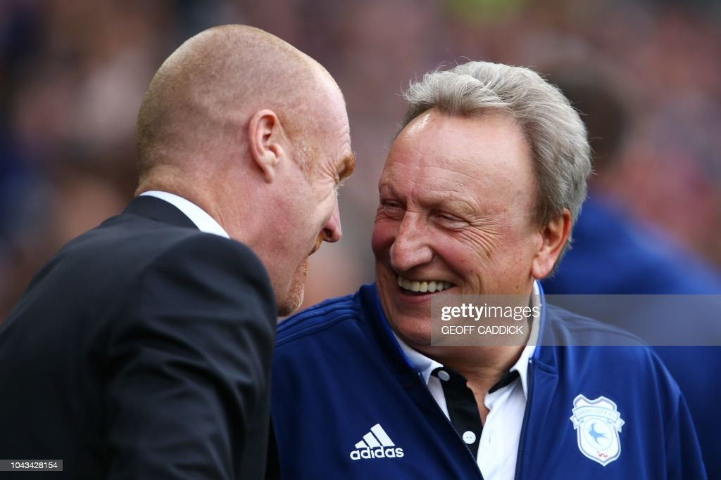 FBL-ENG-PR-CARDIFF-BURNLEY : News Photo