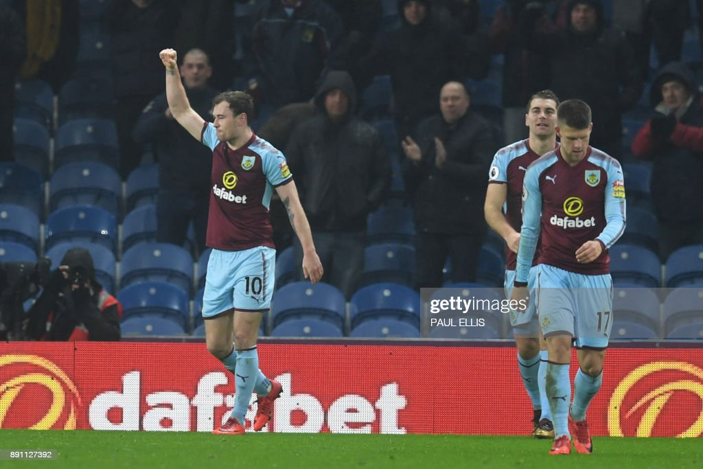 FBL-ENG-PR-BURNLEY-STOKE : News Photo