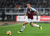 burnley england burnleys jack cork during