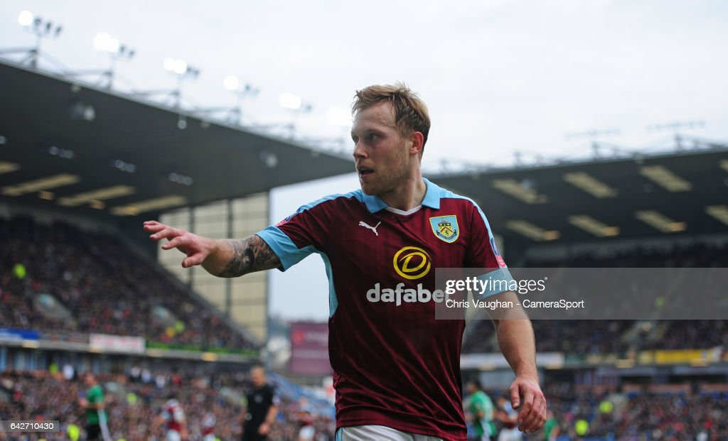 Burnley v Lincoln City - The Emirates FA Cup Fifth Round : ニュース写真
