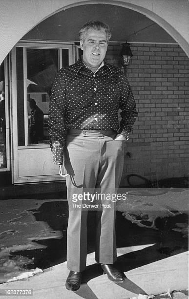 FEB 1976 2231976 JUL 7 1976 Burns Jack Former Head of Denver Police Dept Bomb Squad