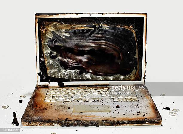 Burnt Laptop 02