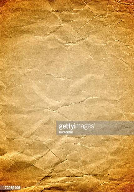 Burnt Paper Background