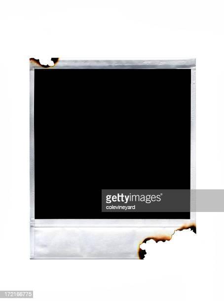 Burnt Photo