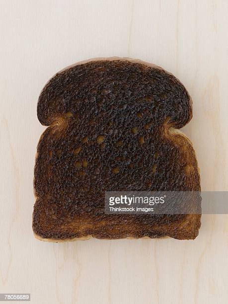 burnt toast - thinkstock stock photos and pictures