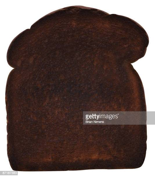 Burnt Toast (Clipping Paths Included)