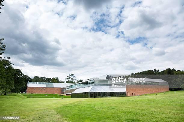 burrell museum, glasgow - theasis stock-fotos und bilder