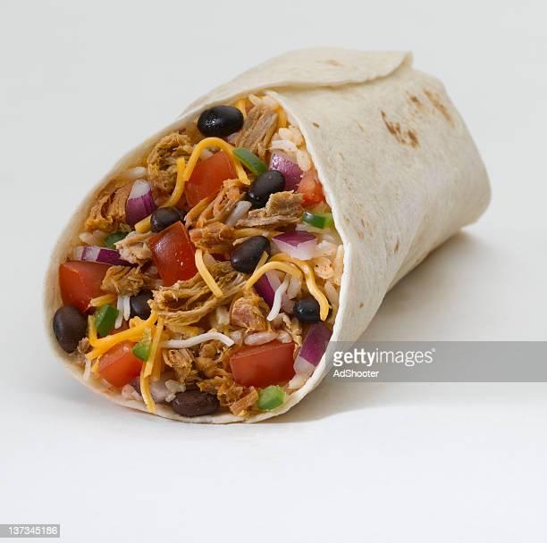 Burrito (porc