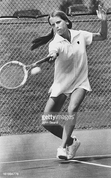 JUL 21 1971 JUL 28 1971 Burrus Susie Susie Burrus played two singles two doubles matches Saturday and won all four including 63 63 singles triumph...