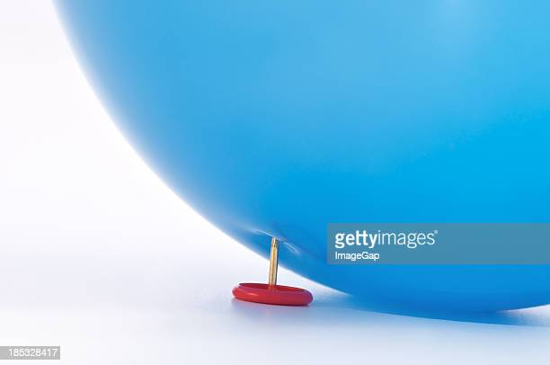 burst your bubble - burden stock pictures, royalty-free photos & images