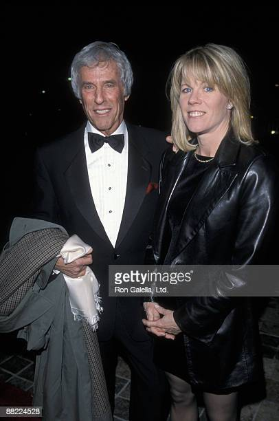 Burt Bacharach and Jane Hansen