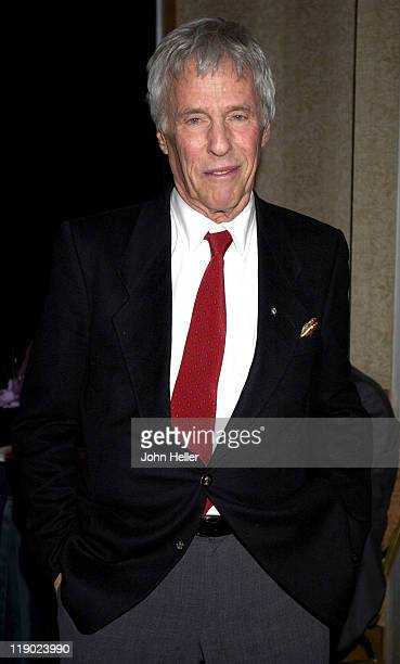 Burt Bacharach during Paralysis Project of America 13th Annual Sports Legends Awards at Omni Hotel in Los Angeles CA United States
