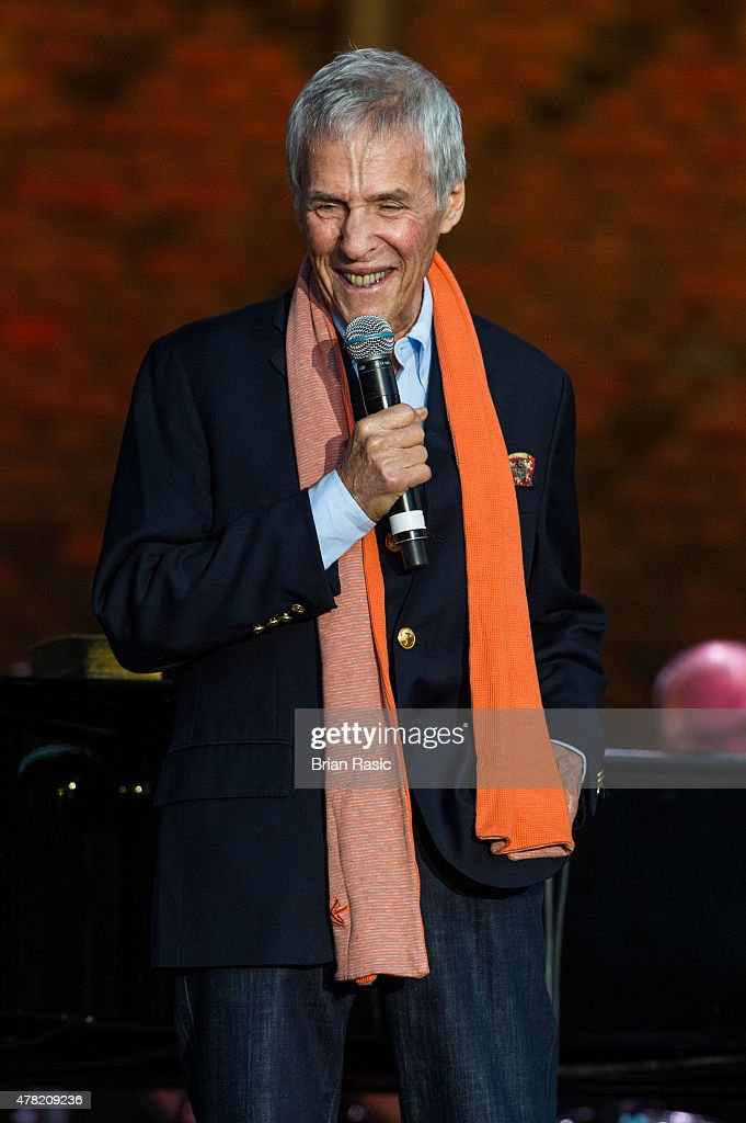 Burt Bacharach Performs At The Hampton Court Palace Festival