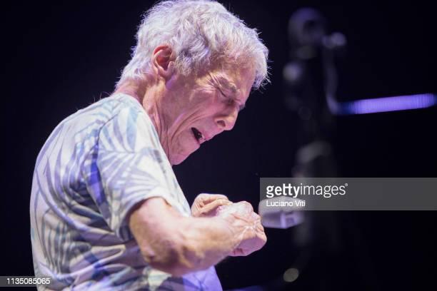 Burt Bacharach performs at Teatro Ostia Antica Rome Italy 24th July 2018