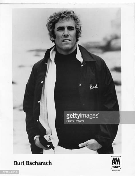 Burt Bacharach portrait USA 1970