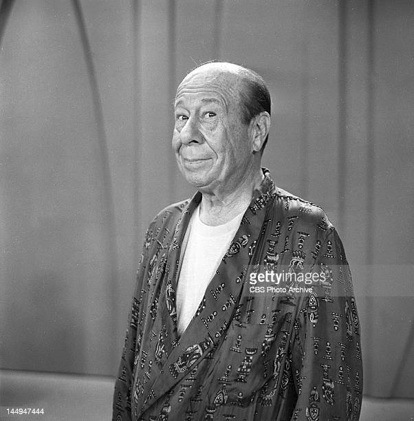 Burt Lahr appears on THE ED SULLIVAN SHOW Image dated March 14 1965