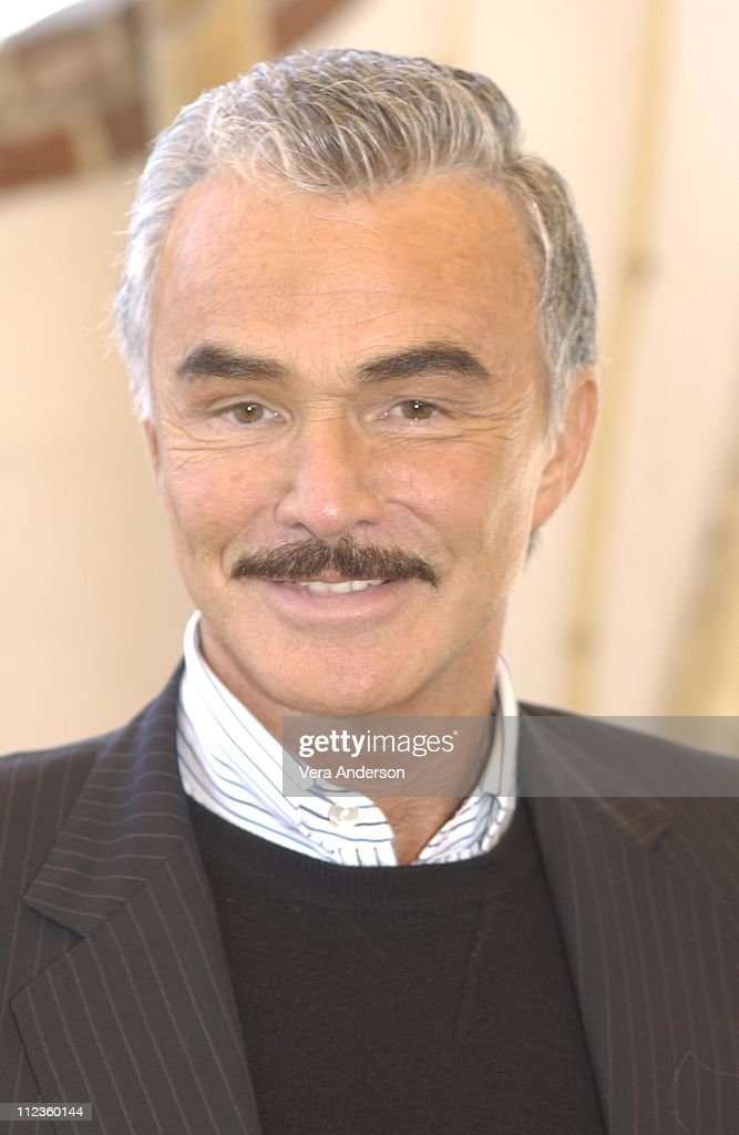 Burt Reynolds Press Conference