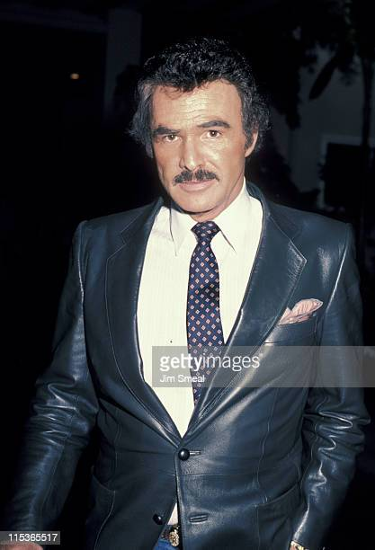 Burt Reynolds during Casting Director's Awards October 30 1985 at Beverly Hills Hotel in Beverly Hills California United States