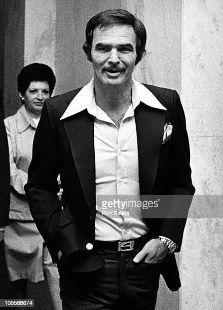 Burt Reynolds during The End Los Angeles Premiere at Paramount Gulf and Western in Los Angeles California United States