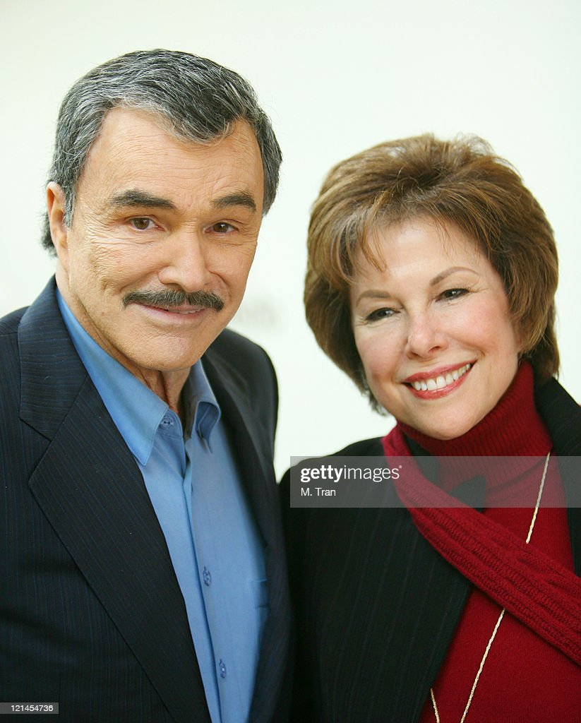 Burt Reynolds during The Screen Actors Guild Foundation and Zimand Entertianment Host Los Angeles Children's Love Equals Writing Contest at Beverly Center in Los Angeles, California, United States.