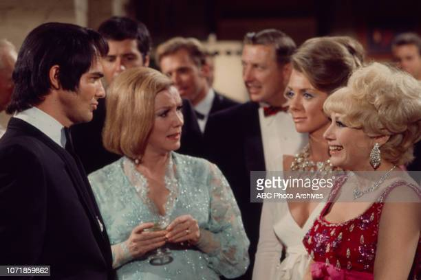 Burt Reynolds Inger Stevens Joyce Jameson appearing in the Walt Disney Television via Getty Images's tv movie 'Run Simon Run'