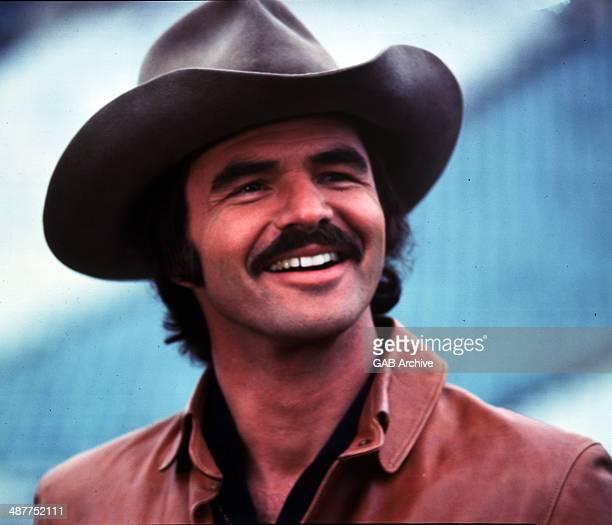 Burt Reynolds portrait 1960s