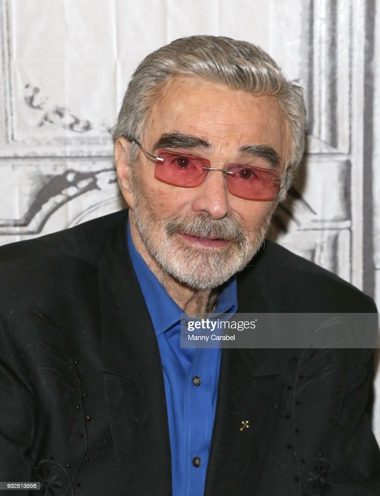 Burt Reynolds visits Build Series at Build Studio on March 15, 2018 in New York City.