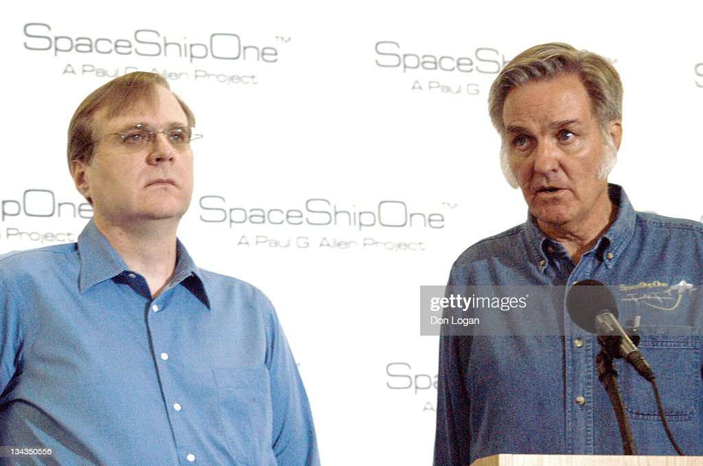 SpaceShipOne Pre-Launch Press Conference