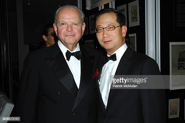 Burt Tansy and ? attend NEIMAN MARCUS 100th Anniversary Gala at Neiman Marcus on October 12, 2007 in Dallas, TX.