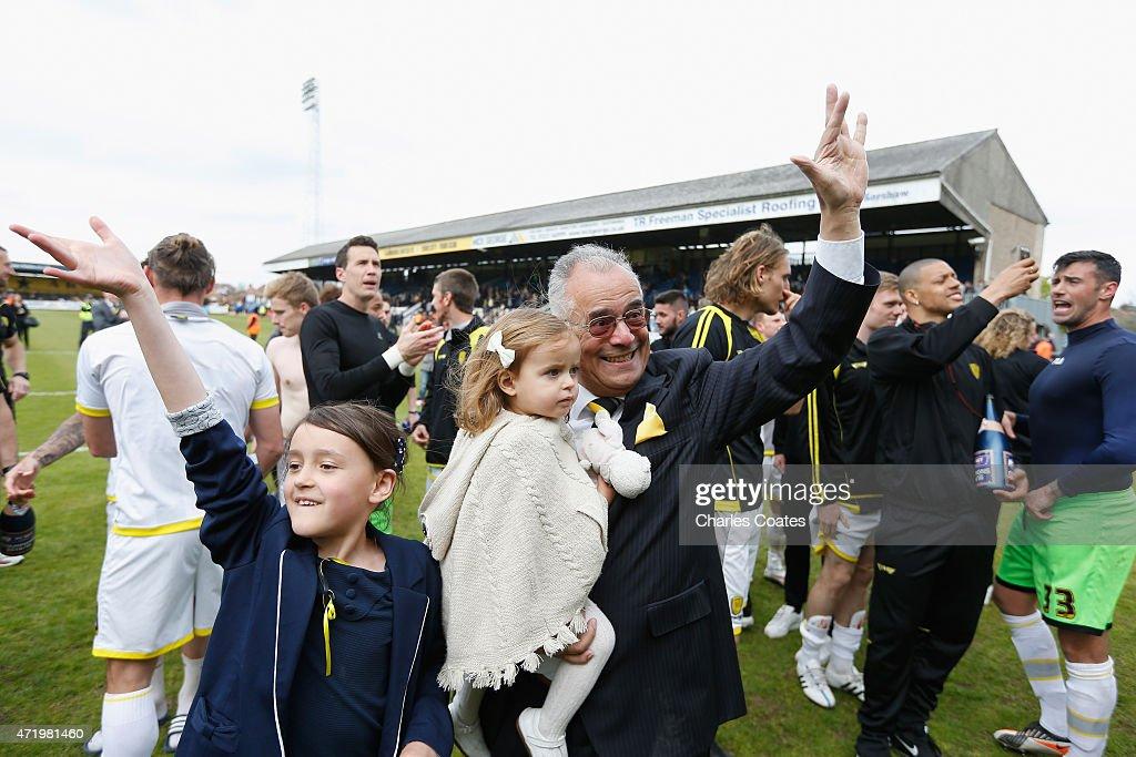 Cambridge United v Burton Albion - Sky Bet League Two : News Photo