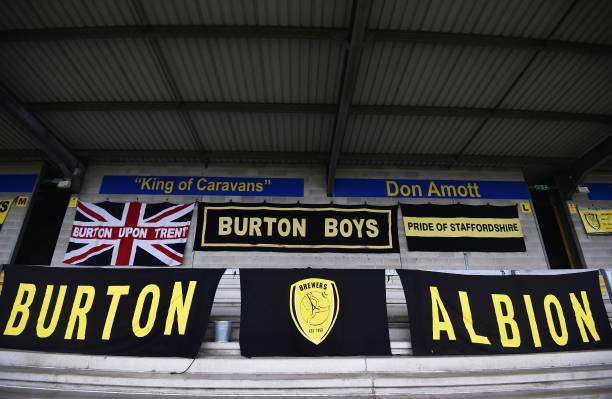 GBR: Burton Albion v Ipswich Town - Sky Bet League One