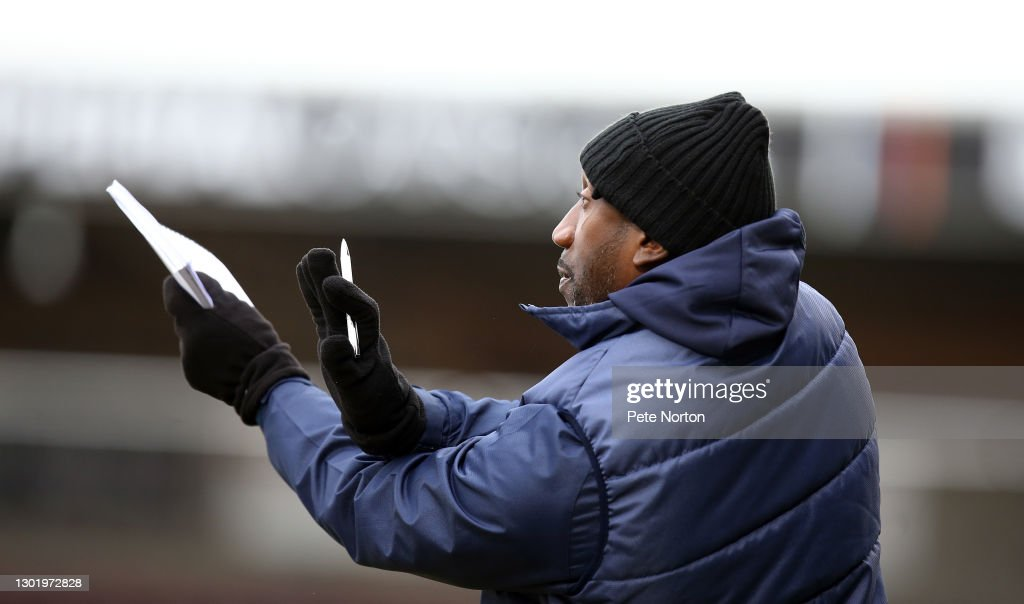 Northampton Town v Burton Albion - Sky Bet League One : News Photo