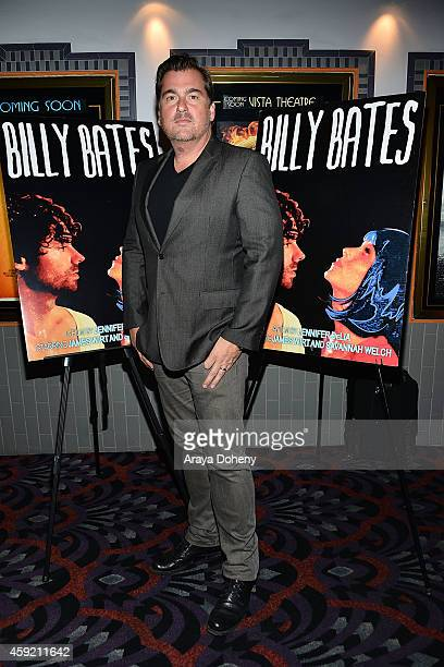 Burton Machen attends the BILLY BATES LA Premiere Directed By Jennifer DeLia Starring James Wirt And Savannah Welchl Produced By Julie Pacino at Los...