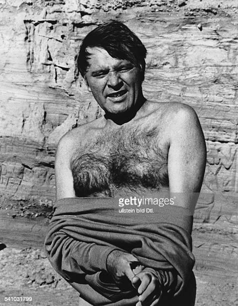 Burton Richard *Schauspieler GB Rollenportrait in dem Film 'die alles begehren' 1965