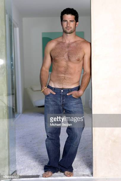 Burton Roberts during 2006 Sexiest Men and Women of Reality TV Calendar Shoot Day 2 at Private Residence in Los Angeles Califonia United States