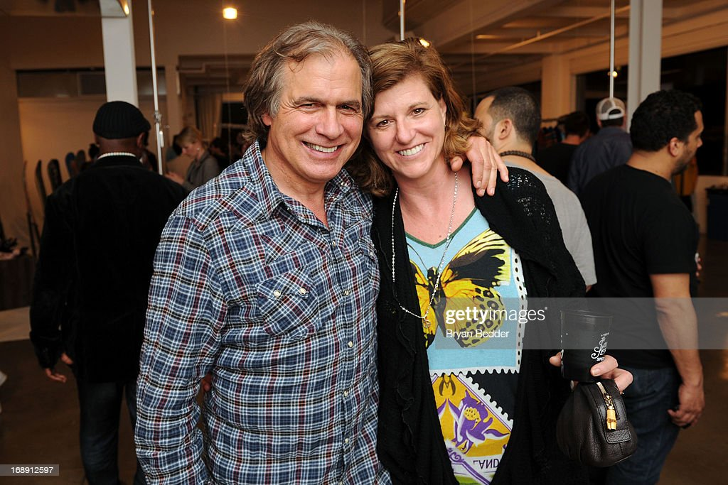 Burton Snowboards Apres In May Showroom Event : News Photo