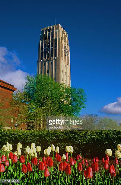 Burton Tower, University of Michigan, Ann Arbor