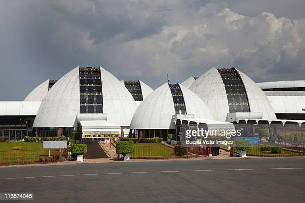 burundi, the airport of bujumbura - burundi fotografías e imágenes de stock
