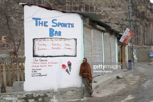 Burusho and Wakhi people living in the 200-kilometer long Hunza valley of Gilgit-Baltistan, are seen as they start to live in mountainous regions...